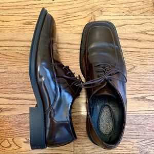 Kenneth Cole Reaction Simplicity Leather Oxfords